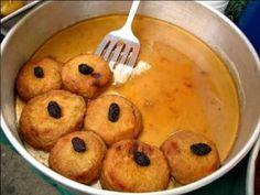Torrejas, dulce tradicional de las fiestas populares guatemaltecas