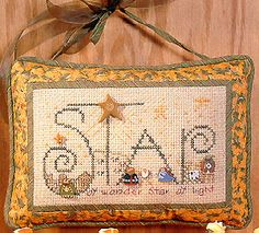 Star - Cross Stitch Pattern