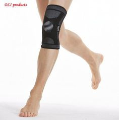 High elastic breathable basketball volleyball knee pads support protection and patella health care free shipping #knee10 - GKandAa
