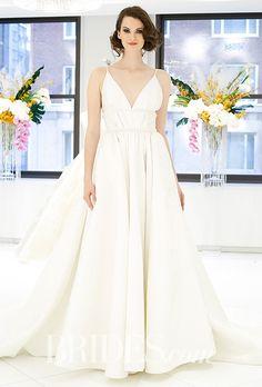 Brides: Randi Rahm Wedding Dresses - Spring 2017 - Bridal Fashion Week