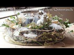 DIY schöner Kranz für die Ostertafel | Dekozauber