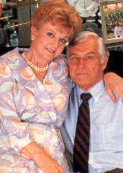 Angela Lansbury & Peter Shaw