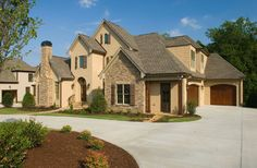 2007 Southern Living Showcase Home - traditional - Exterior - Other Metro - Dillard-Jones Builders, LLC