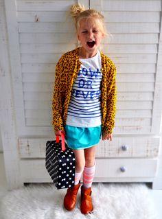 color, patterns, little girls clothes