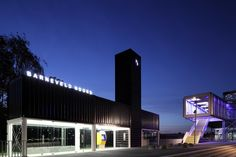 Haltestelle in Holland von NL Architects / Ein starkes Zeichen - Architektur und Architekten - News / Meldungen / Nachrichten - BauNetz.de