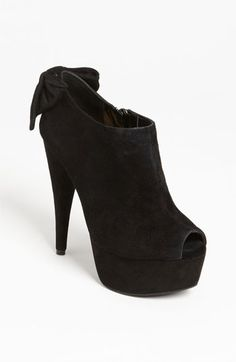 Jessica Simpson 'Raurie' Bootie available at #Nordstrom .... damn you and your adorable shoes Jessica Simpson #needthese