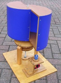 Verical Wind Generator