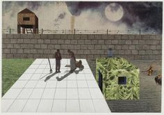 Exodus, or the Voluntary Prisoners of Architecture, The Strip, Rem Koolhaas 2004