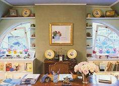 Decorators Who Inspire Us: Alexandra Stoddard - New England Home and Garden