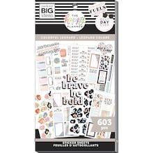 The Happy Planner® Colorful Leopard Value Pack Stickers Mambi Stickers, Stickers Online, Planner Stickers, Create 365, Shops, Day Planners, Sticker Paper, Sticker Books, Scrapbook Paper Crafts