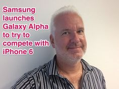 Samsung Galaxy Alpha Tries To Compete With iPhone 6 And Looks Like A Clone