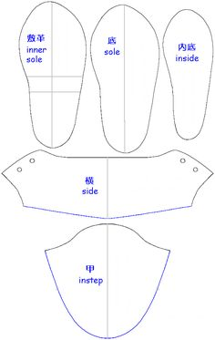 Free Paper Shoe Template | If you cannot see patterns, try to click below.
