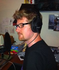 Mark Justin Roiland plays the voice of lemongrab Justin Roiland, Good People, Amazing People, Marceline, Rick And Morty, Revolution, Photo And Video, Adventure Time, Plays