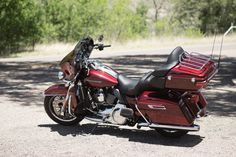 Welcome to top-of-the-line touring comfort, dressed out to the nines. | 2016 Harley-Davidson Ultra Limited