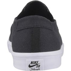 competitive price 0695a dc974 Zapatilla de Hombre Nike Negro   blanco nike sb portmore ii slr slp c