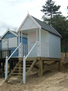 The 57 Best Beach Hut Ideas Images On Pinterest Build House Color