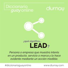 que significa lead