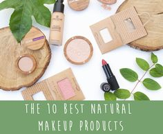 The 10 Best Natural Makeup Products - Living Organic