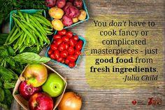 Cook heart healthy meals