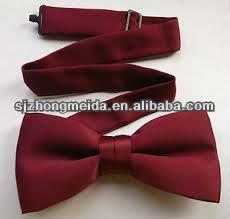 Wine red mens bow ties $0~$2