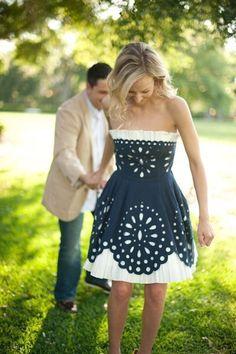 Cute dress! AbigailSands