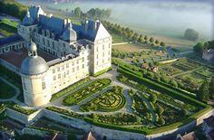 Chateau de Hautefort, France