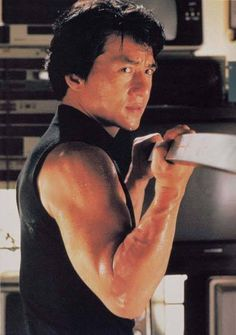 Jackie Chan. Fight!