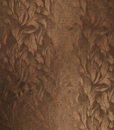 Home Decor Print Fabric-Richloom Studio Edith-Molasses Floral