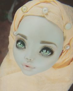"393 Likes, 5 Comments - Ксения (@meicoshhouse) on Instagram: ""☆♡Make up to order♡☆#OOAK #mh #customdoll #monsterhigh #MeiCoshHouse #artdolls #doll #MHdoll…"""