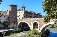 Ponte Fabrico - Rome
