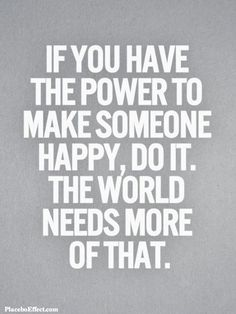 #MakeSomeoneHappy #Happiness #Unity #Together