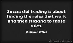 William O'Neil on Success. More memorable quotes available at http://www.daytradingbias.com/?page_id=114489 #quotes #trading