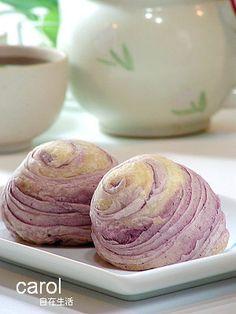 Flaky Yam Mooncake 芋頭酥  ~~ it's personal