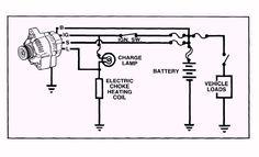 10 Wiring Diagram Ideas Alternator Automotive Repair Diagram