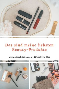 Meine Beauty-Favoriten