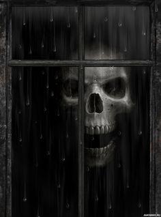 Skull Art by Anne Stokes Anne Stokes, Boris Vallejo, Dark Gothic, Gothic Art, Dark Fantasy, Fantasy Art, Arte Obscura, Grim Reaper, Skull And Bones