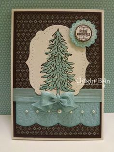 CHRISTINE BLAIN,  Independent Stampin' Up!  Demonstrator - Victoria, Australia .............................................. Welcome to HAPPY HEART CARDS!