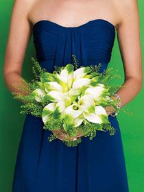 The bouquet!! I think I know someone who would like it