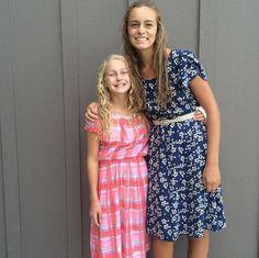 Ella Dress and Girls Line