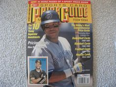 Sports Collectors Digest Feb. 1994 Card Price Guide by BarterZones
