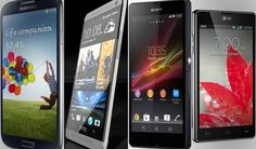 Best Android Phones for this Christmas, 2013 Best Android Phones