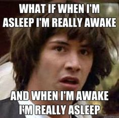 Can't get enough of these Keanu Reeves conspiracy memes!!!