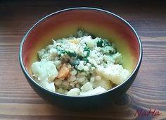 Napi harapnivaló: Karfiolos bulgur - gyors ételek #4