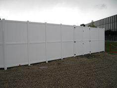 We do fences, gates up to 12 ft high
