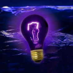 Blacklight Light Bulb | Light Bulb | Blacklight | UV Light | Glowsource