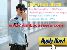 Bahrain Security Guard Jobs  January  Express Newspaper