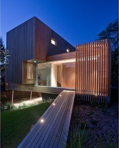 Kew #House designed by Vibe Design Group ///  #Casa Kew diseñada por Vibe Design Group. #Architecture #Design  Tag a Friend! #d_signers Menciona un Amigo! by d.signers