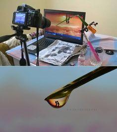 Администраторы сообщества «1px.vn Photography and Photoshop» в Facebook опубликовали фотографии, которые показывают «реальную сторону» создания рекламных снимков. В альбоме показано, как снять портрет на фоне пейзажа в студии, а аппетитную креветку — с помощью парового утюга.Непрофессиональные польз...