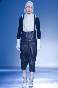Boris Bidjan Saberi Menswear Fall Winter 2015 Paris