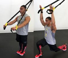 The 10 Best TRX Exercises for Men